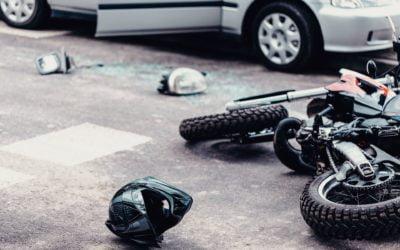 Zadośćuczynienie dla poszkodowanego motocyklisty